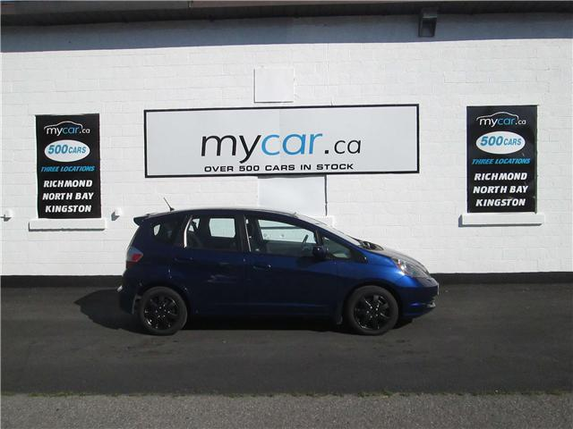 2013 Honda Fit LX (Stk: 180734) in Richmond - Image 1 of 11