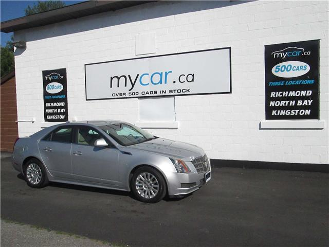 2011 Cadillac CTS 3.0L (Stk: 180888) in Richmond - Image 2 of 12
