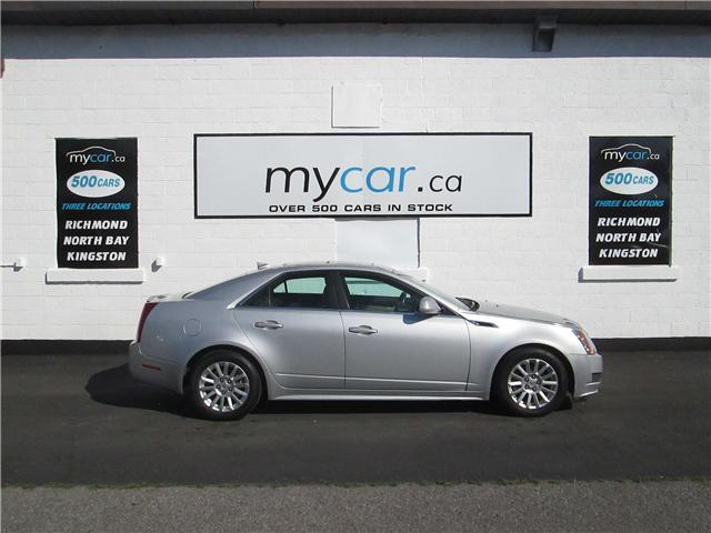 2011 Cadillac CTS 3.0L (Stk: 180888) in Richmond - Image 1 of 12