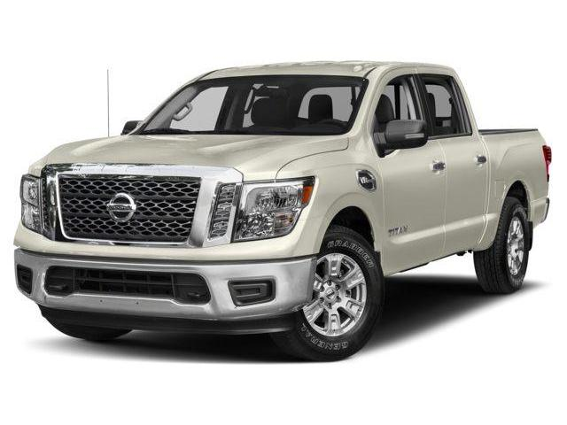 2018 Nissan Titan SV (Stk: JN542613) in Whitby - Image 1 of 9