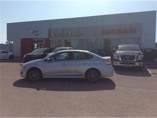 2013 Nissan Sentra 1.8 SV (Stk: 17-200A) in Smiths Falls - Image 1 of 13