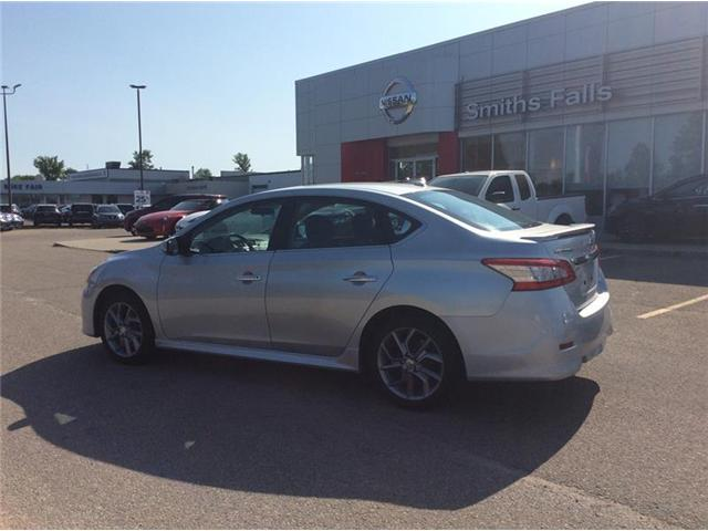 2013 Nissan Sentra 1.8 SV (Stk: 17-200A) in Smiths Falls - Image 3 of 13
