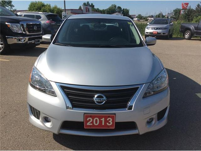 2013 Nissan Sentra 1.8 SV (Stk: 17-200A) in Smiths Falls - Image 4 of 13