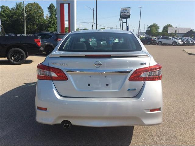 2013 Nissan Sentra 1.8 SV (Stk: 17-200A) in Smiths Falls - Image 5 of 13