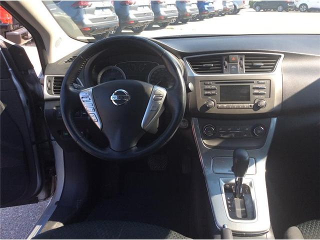 2013 Nissan Sentra 1.8 SV (Stk: 17-200A) in Smiths Falls - Image 8 of 13