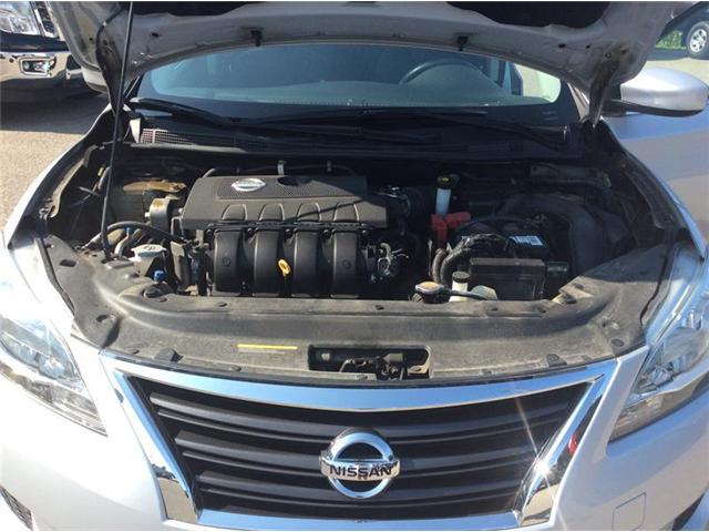 2013 Nissan Sentra 1.8 SV (Stk: 17-200A) in Smiths Falls - Image 10 of 13