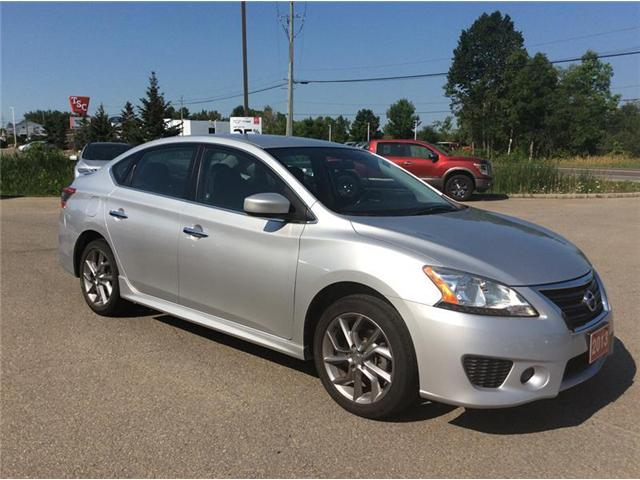 2013 Nissan Sentra 1.8 SV (Stk: 17-200A) in Smiths Falls - Image 11 of 13