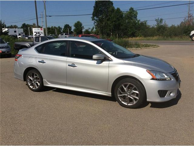 2013 Nissan Sentra 1.8 SV (Stk: 17-200A) in Smiths Falls - Image 12 of 13