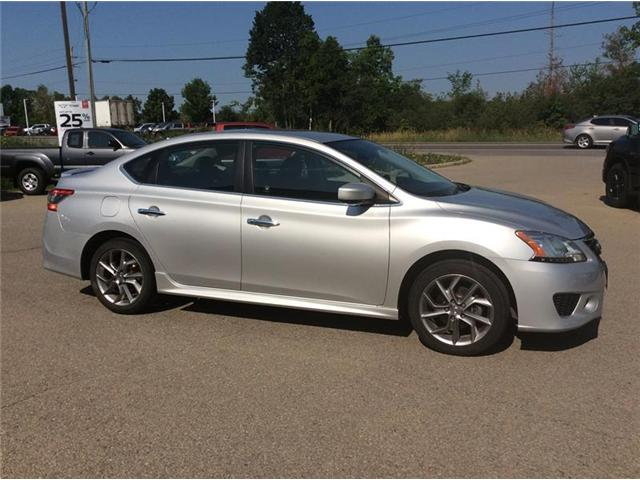 2013 Nissan Sentra 1.8 SV (Stk: 17-200A) in Smiths Falls - Image 13 of 13