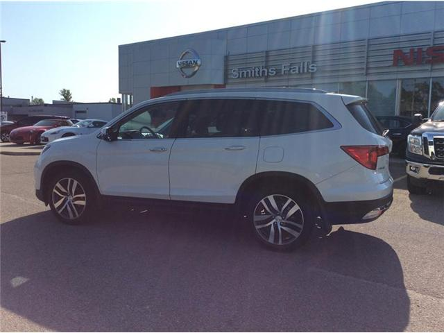 2016 Honda Pilot Touring (Stk: 18-068B) in Smiths Falls - Image 2 of 15