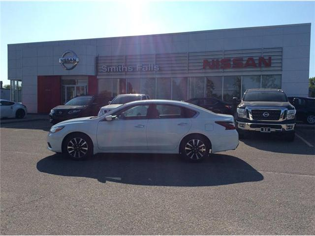 2018 Nissan Altima 2.5 SV (Stk: 18-246) in Smiths Falls - Image 1 of 13