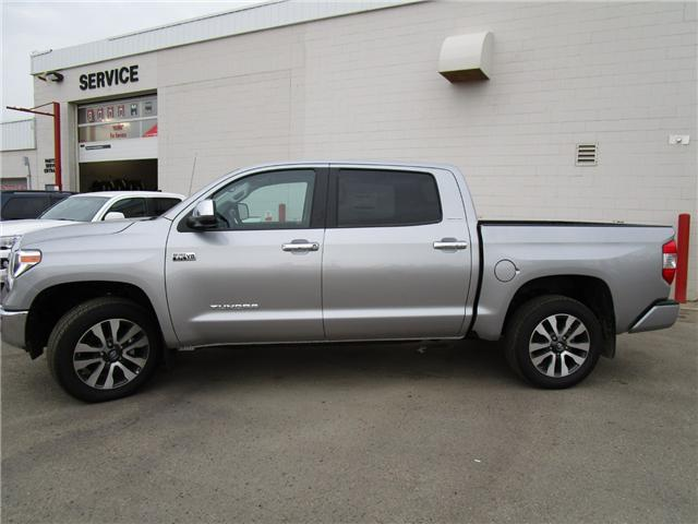 2018 Toyota Tundra Limited 5.7L V8 (Stk: 189020) in Moose Jaw - Image 2 of 18