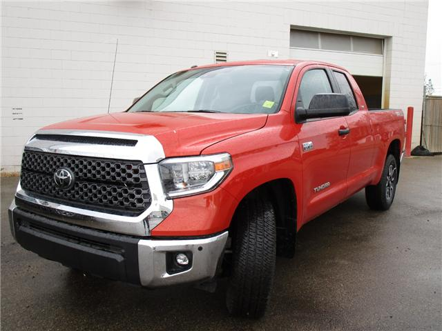 2018 Toyota Tundra SR5 Plus 5.7L V8 (Stk: 189106) in Moose Jaw - Image 2 of 22