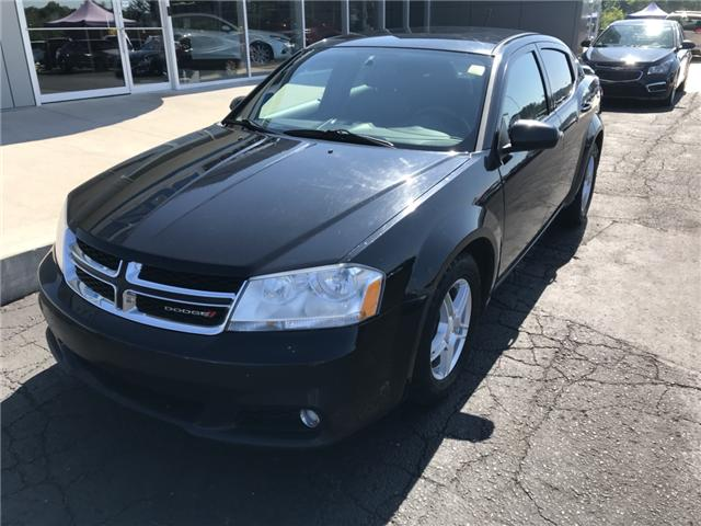 2014 Dodge Avenger SXT (Stk: 21130) in Pembroke - Image 2 of 9