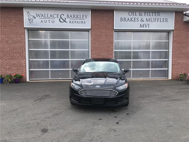 2017 Ford Fusion SE (Stk: 239458) in Truro - Image 1 of 11