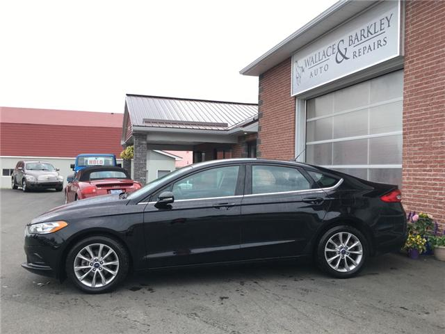 2017 Ford Fusion SE (Stk: 239458) in Truro - Image 2 of 11