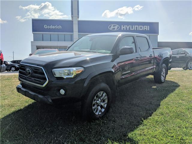 2018 Toyota Tacoma SR5 (Stk: 85059) in Goderich - Image 2 of 15