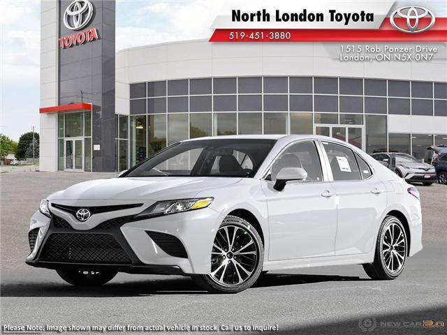 2018 Toyota Camry SE (Stk: 218733) in London - Image 1 of 23