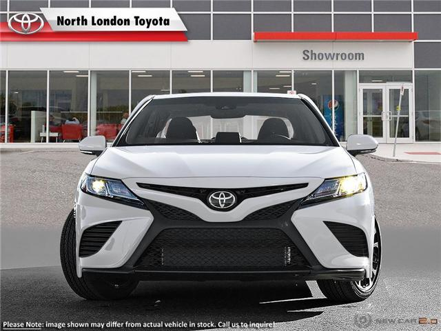2018 Toyota Camry SE (Stk: 218733) in London - Image 2 of 23