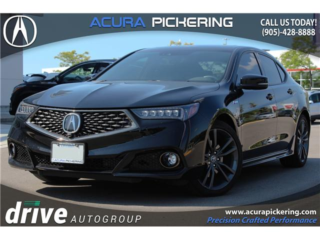 2018 Acura TLX Elite A-Spec (Stk: AS001) in Pickering - Image 1 of 36