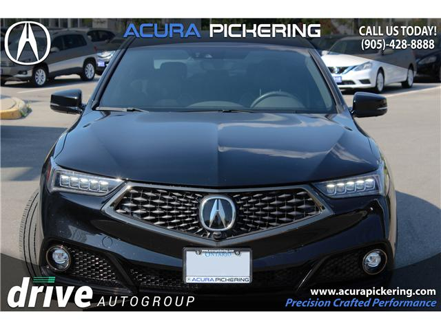 2018 Acura TLX Elite A-Spec (Stk: AS001) in Pickering - Image 2 of 36