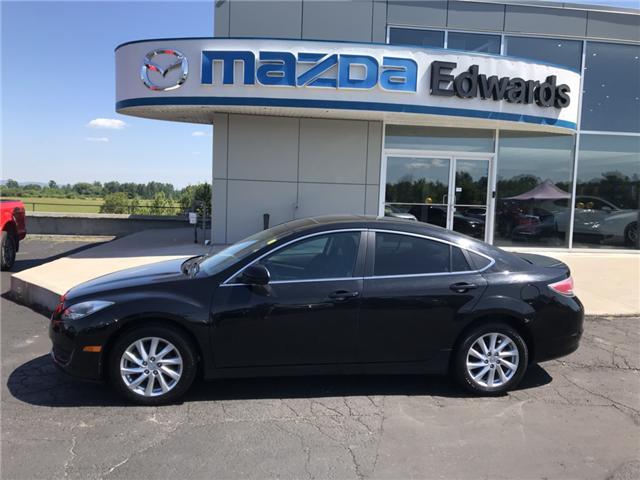 2011 Mazda MAZDA6 GS-I4 (Stk: 20986) in Pembroke - Image 1 of 10