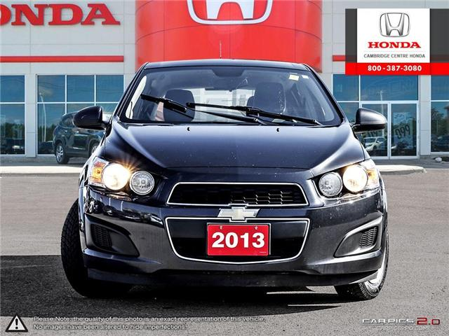 2013 Chevrolet Sonic LS Manual (Stk: 17784W) in Cambridge - Image 2 of 27