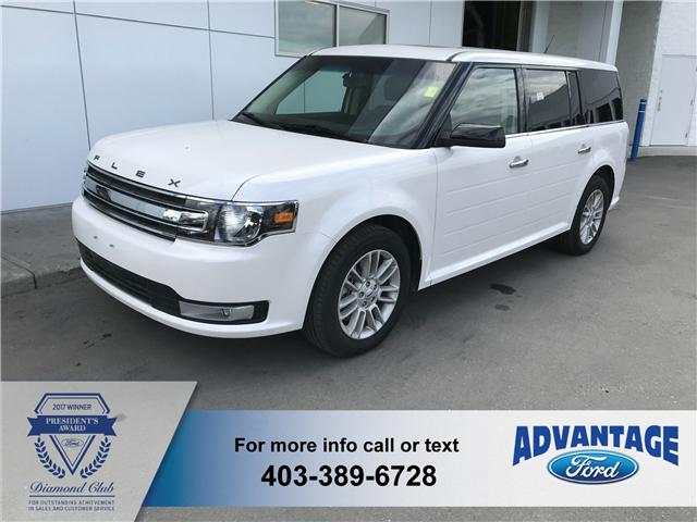 2017 Ford Flex SEL (Stk: 5252) in Calgary - Image 1 of 15