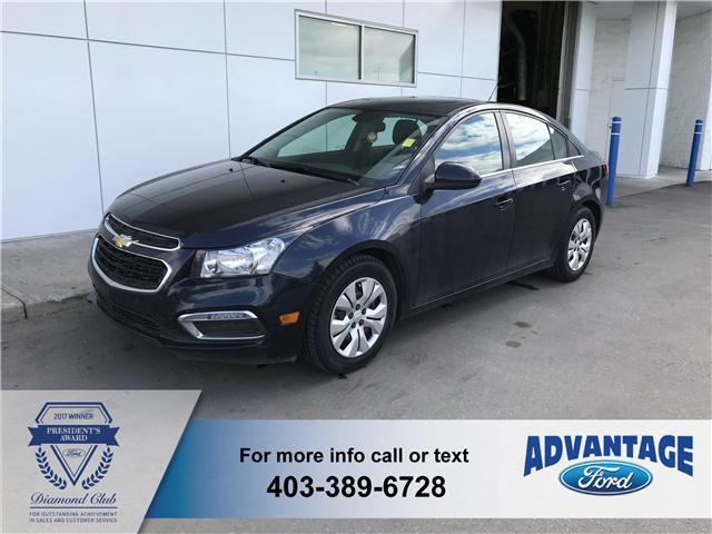 2016 Chevrolet Cruze Limited 1LT (Stk: J-056A) in Calgary - Image 1 of 14