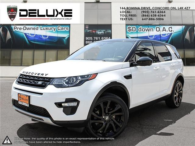 2015 Land Rover Discovery Sport HSE LUXURY (Stk: D0426) in Concord - Image 1 of 24