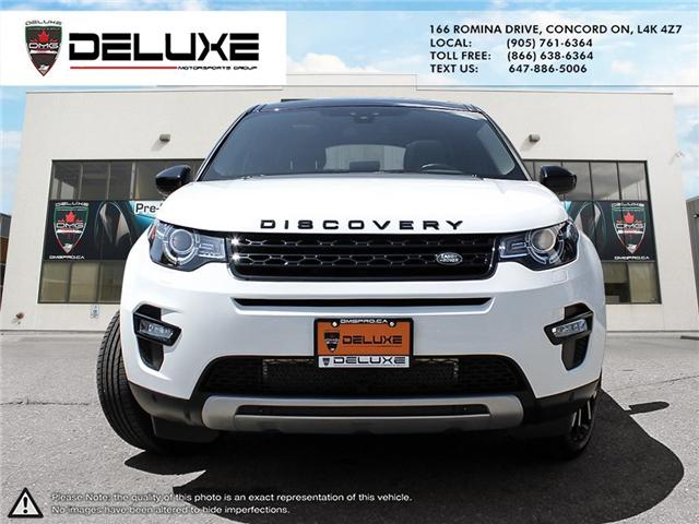 2015 Land Rover Discovery Sport HSE LUXURY (Stk: D0426) in Concord - Image 2 of 24