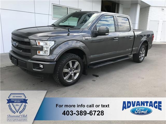 2015 Ford F-150 Lariat (Stk: T22472) in Calgary - Image 1 of 17