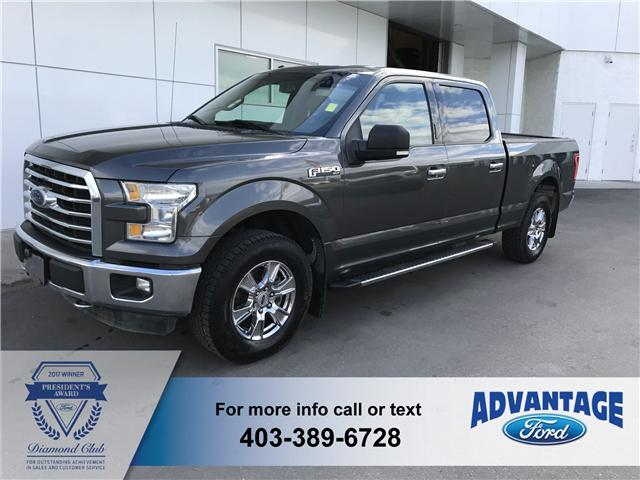 2015 Ford F-150 XLT (Stk: T22473) in Calgary - Image 1 of 15