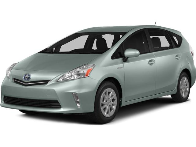 2014 Toyota Prius v Base (Stk: A01413) in Guelph - Image 1 of 1