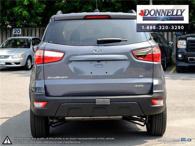2018 Ford EcoSport SE (Stk: DR1739) in Ottawa - Image 5 of 27