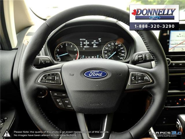 2018 Ford EcoSport SE (Stk: DR1739) in Ottawa - Image 14 of 27