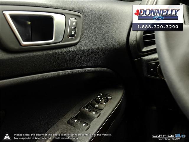 2018 Ford EcoSport SE (Stk: DR1739) in Ottawa - Image 17 of 27