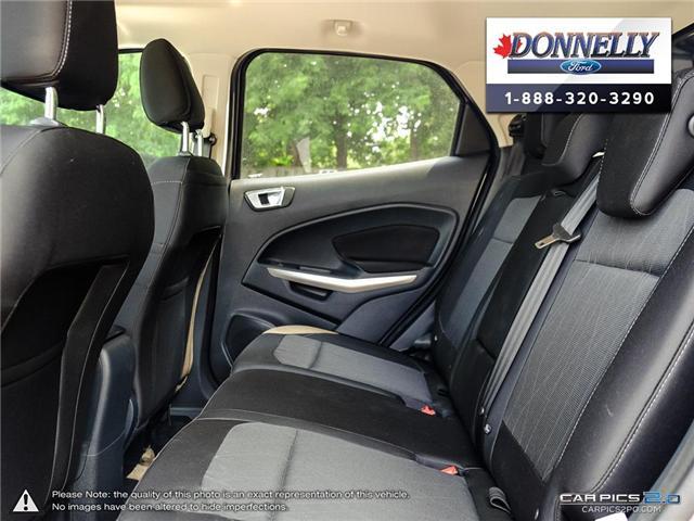 2018 Ford EcoSport SE (Stk: DR1739) in Ottawa - Image 25 of 27