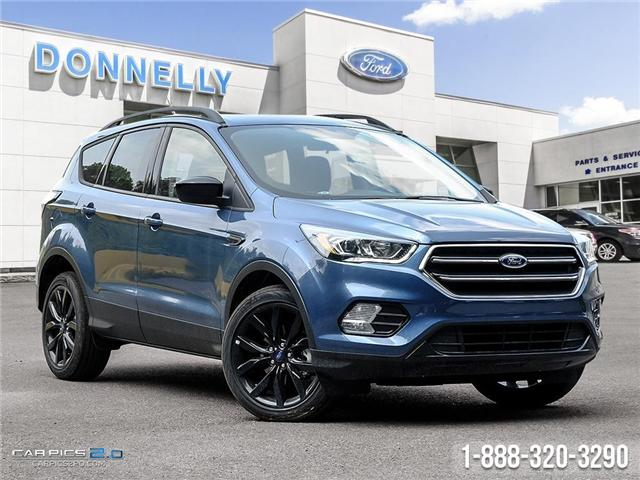 2018 Ford Escape SE (Stk: DR1763) in Ottawa - Image 1 of 27