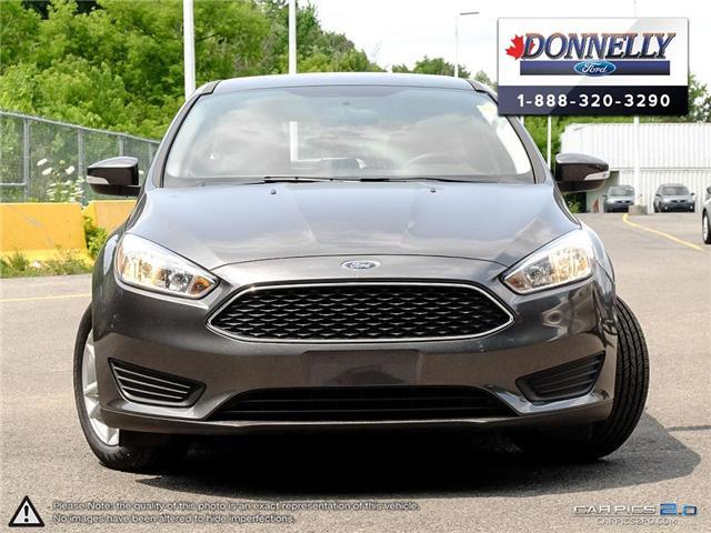 2018 Ford Focus SE (Stk: DR1094) in Ottawa - Image 2 of 27