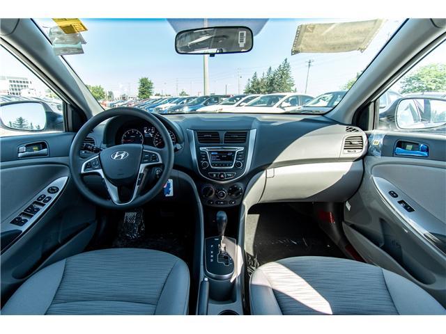 2017 Hyundai Accent SE (Stk: R76935) in Ottawa - Image 7 of 10