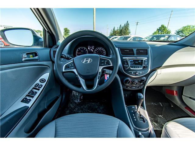 2017 Hyundai Accent SE (Stk: R76935) in Ottawa - Image 8 of 10