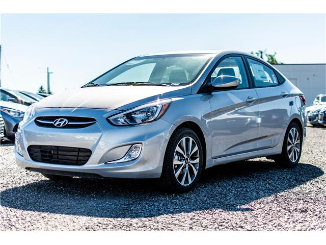 2017 Hyundai Accent SE (Stk: R76935) in Ottawa - Image 1 of 10