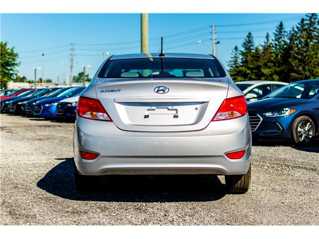 2017 Hyundai Accent SE (Stk: R76935) in Ottawa - Image 3 of 10