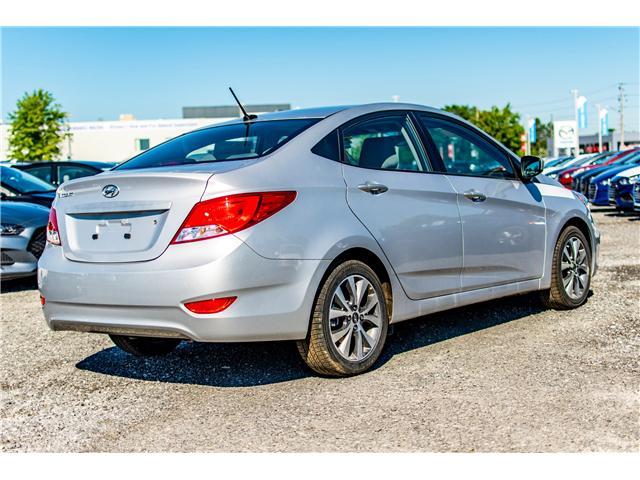 2017 Hyundai Accent SE (Stk: R76935) in Ottawa - Image 4 of 10