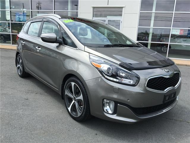 2014 Kia Rondo EX Luxury (Stk: 18103A) in Hebbville - Image 1 of 21