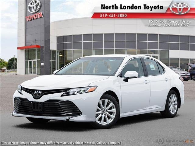 2018 Toyota Camry LE (Stk: 218121) in London - Image 1 of 24