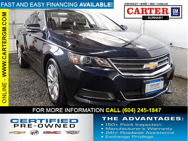 2017 Chevrolet Impala 1LT (Stk: P9-54790) in Burnaby - Image 1 of 23