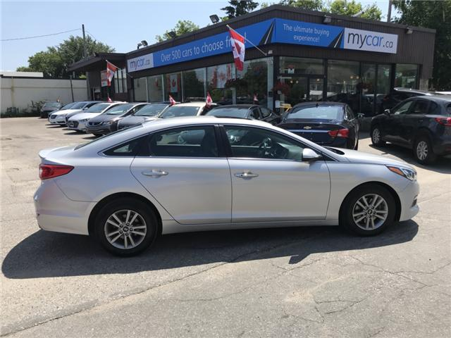 2016 Hyundai Sonata GLS (Stk: 180881) in North Bay - Image 1 of 14