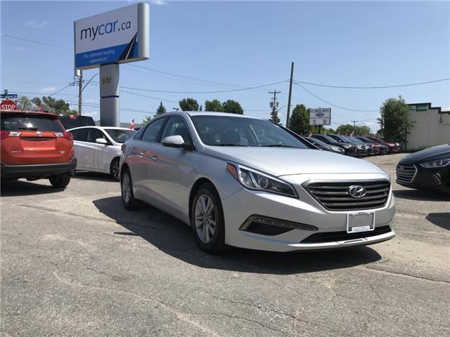 2016 Hyundai Sonata GLS (Stk: 180881) in North Bay - Image 2 of 14